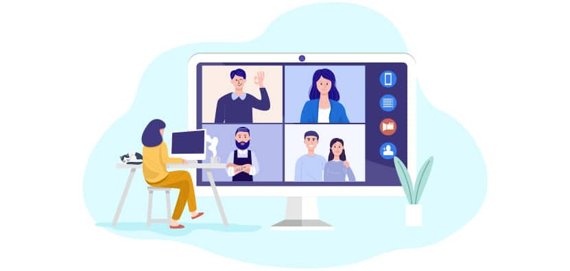 Video Conference Call Support
